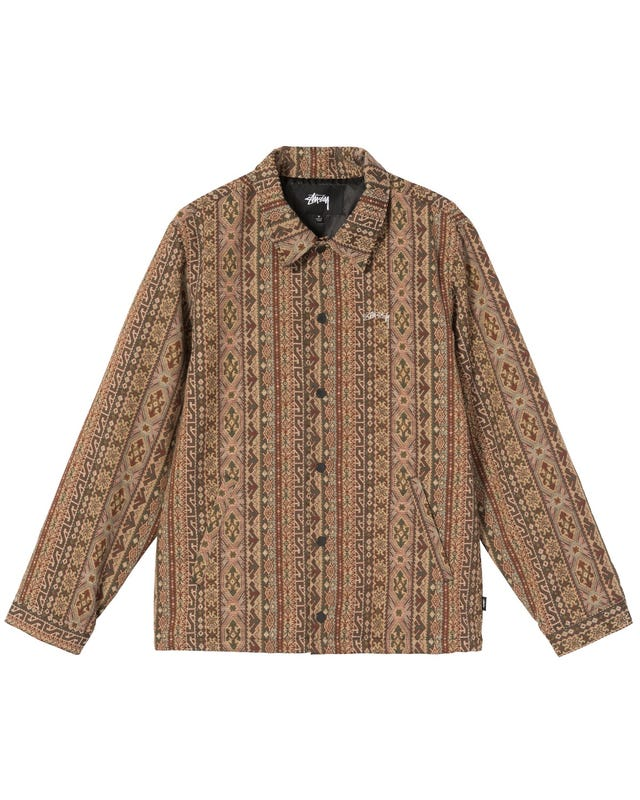 TAPESTRY CLASSIC COACH JACKET