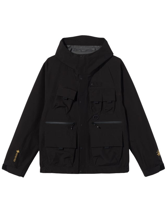 STÜSSY & GORE-TEX® WADING SHELL SOLID JACKET