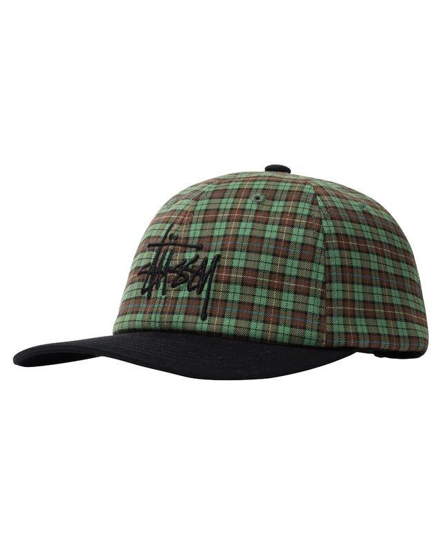 PLAID 2-TONE LOW PRO CAP