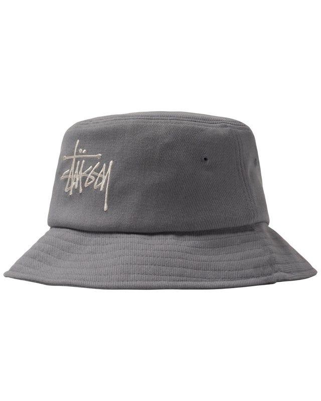 BIG LOGO TWILL BUCKET HAT