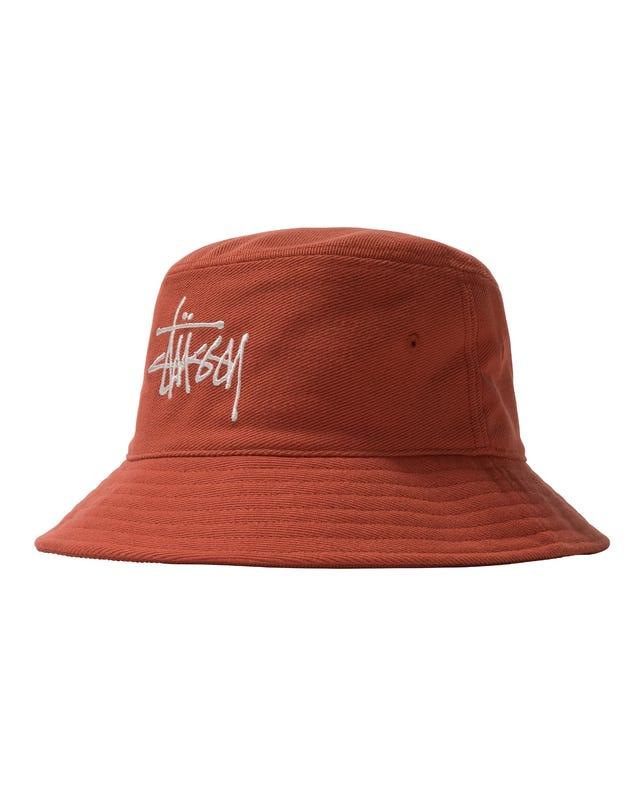 BIG LOGO TWILL BUCKET HAT SP21