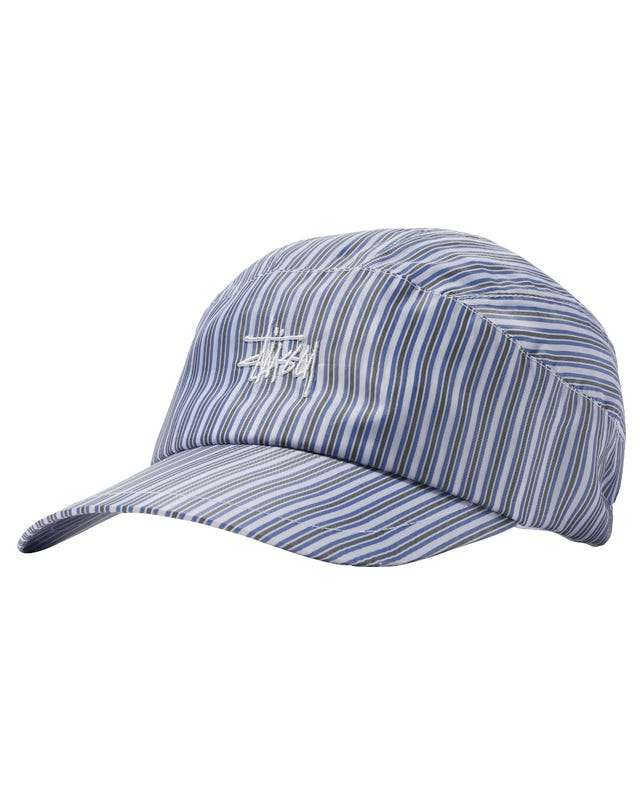 SHIRTING STRIPE RUNNER CAP