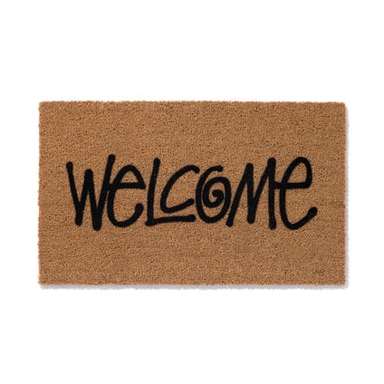 STUSSY WELCOME MAT