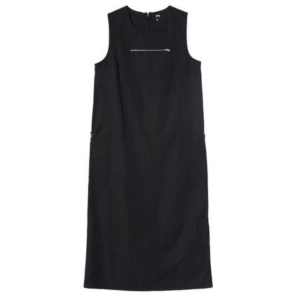 W' PALM CARGO DRESS