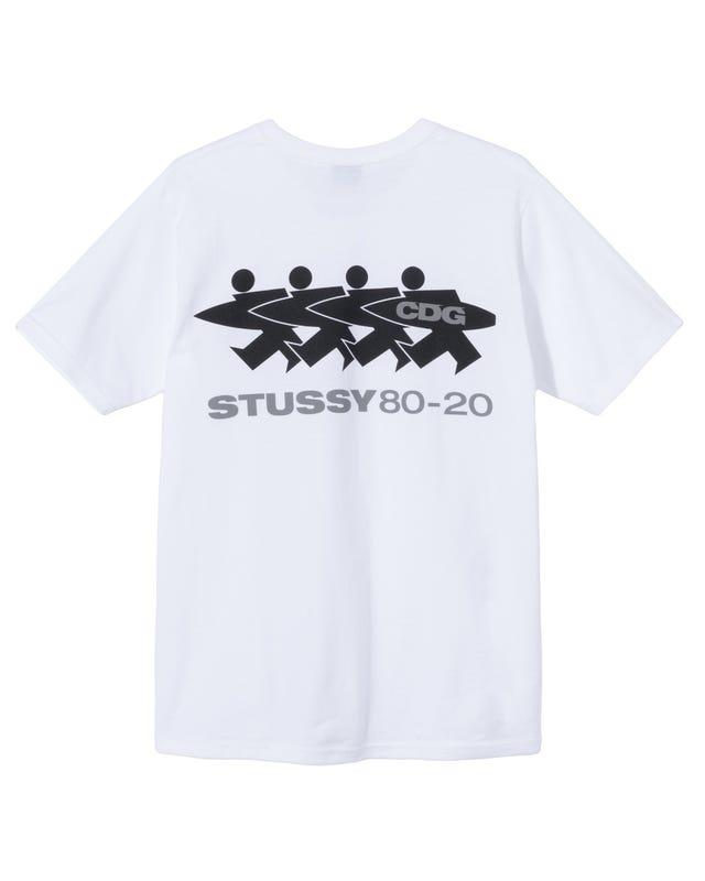 CDG SURFMAN TEE