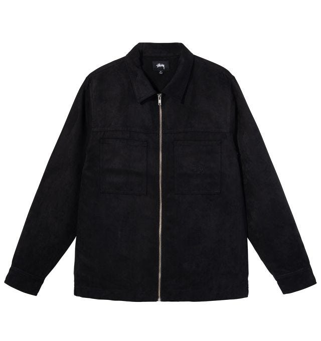MICRO SUEDE WORK SHIRT