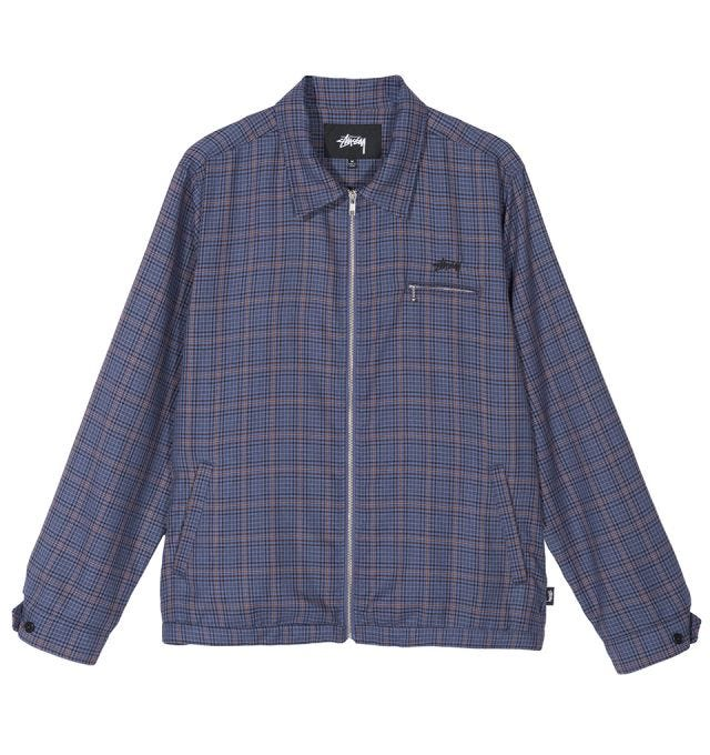 MINI CHECK BING JACKET