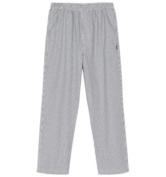 HICKORY STRIPE BEACH PANT