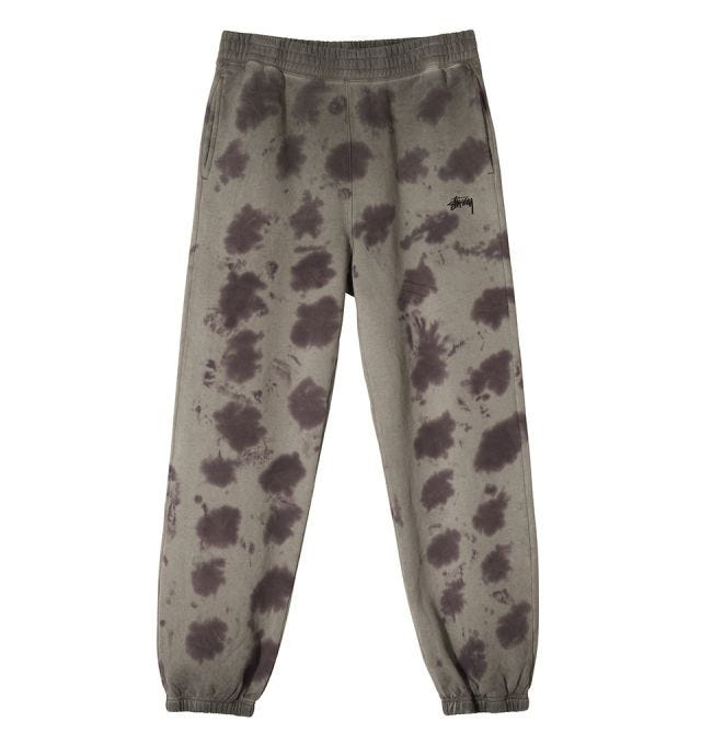 CRYSTAL WASH FLEECE PANT