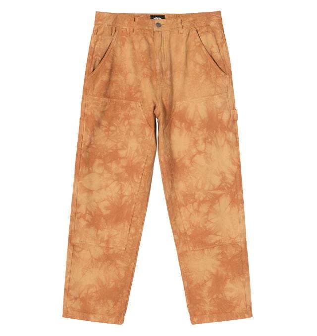 DYED WORK PANT