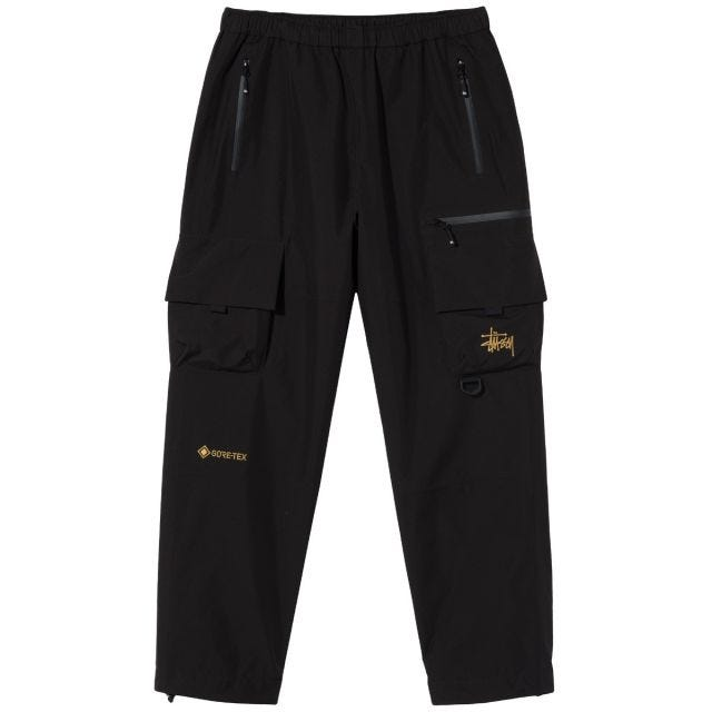 STÜSSY & GORE-TEX® CARGO SHELL SOLID PANT