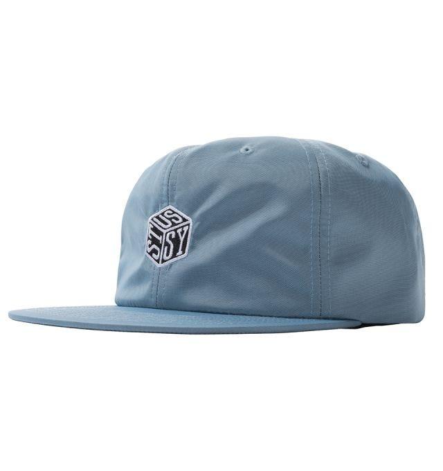 STUSSY CUBE STRAPBACK CAP