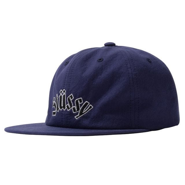WASHED COLLEGIATE STRAPBACK