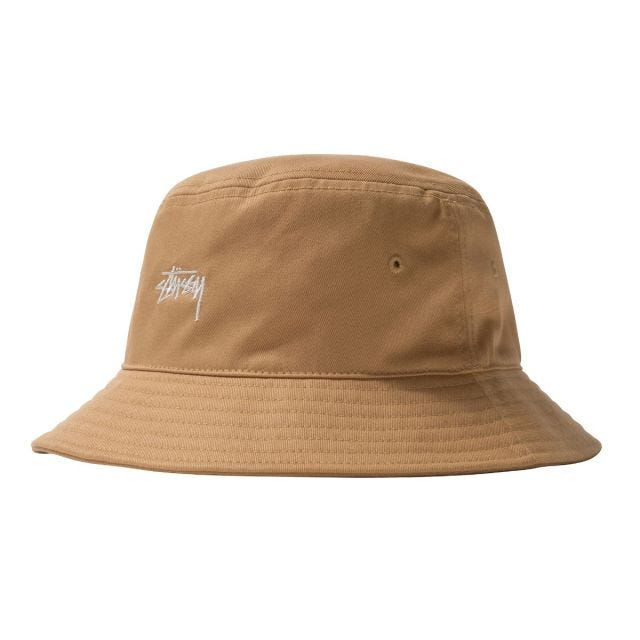 STOCK BUCKET HAT SP21