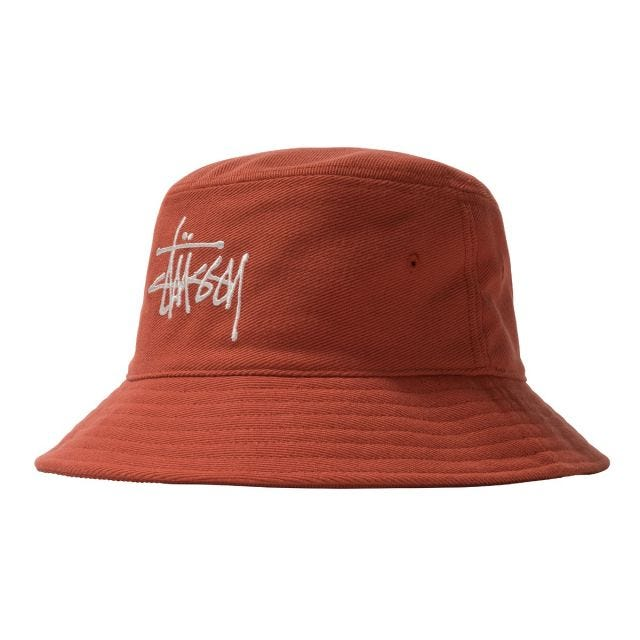 BIG LOGO TWILL BUCKET HAT SP21