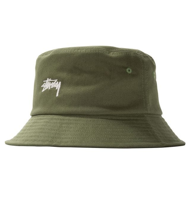 STOCK BUCKET HAT SP20
