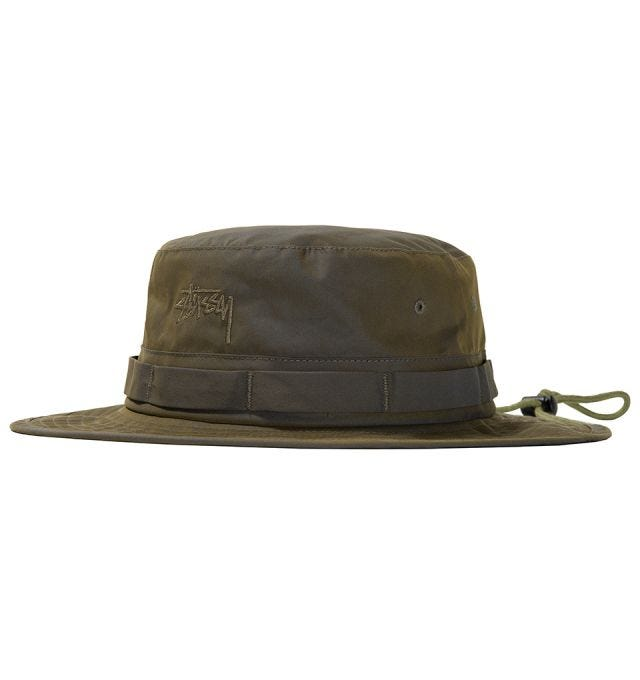 IRIDESCENT BOONIE HAT