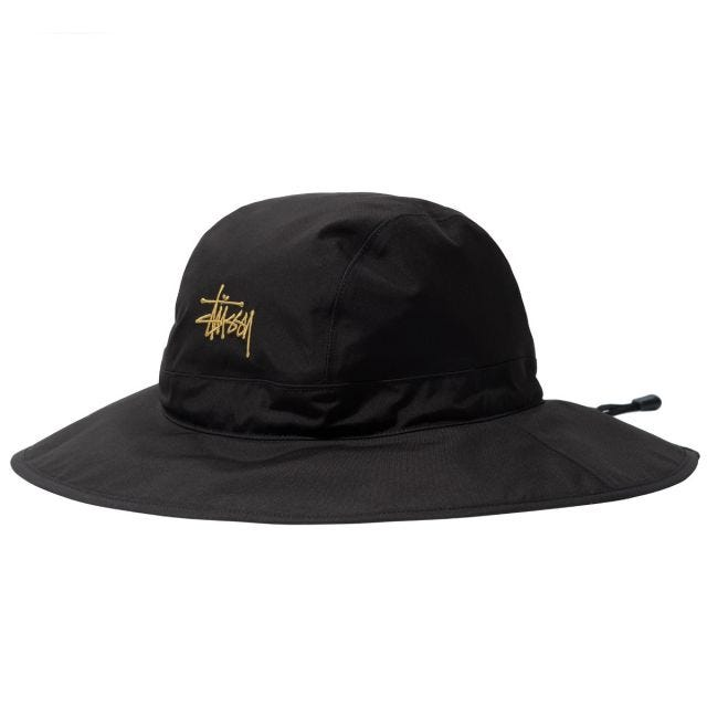 STÜSSY & GORE-TEX® STORM SHELL SOLID HAT