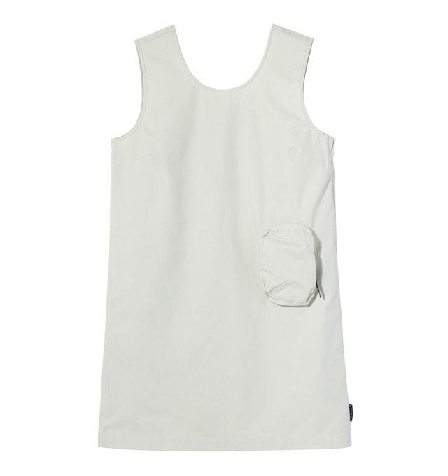 W' SLEEVELESS MINI DRESS