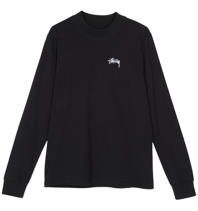 W' CANYON WIDE RIB LS TEE
