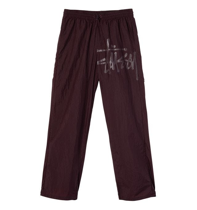 W' NYLON WARM UP PANT