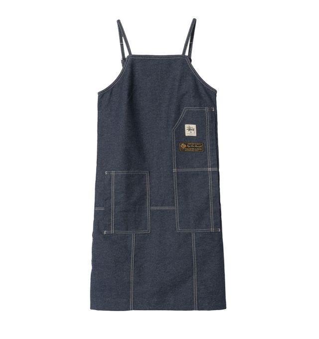 MMW X STUSSY APRON DRESS