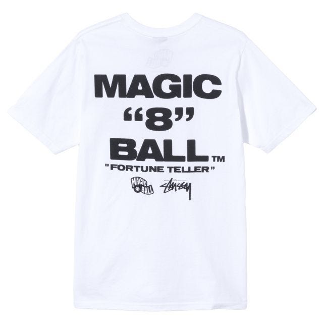 MAGIC 8 BALL TEE