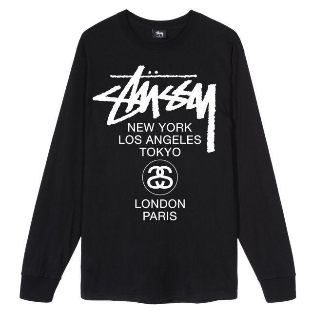 WORLD TOUR LS TEE SU20