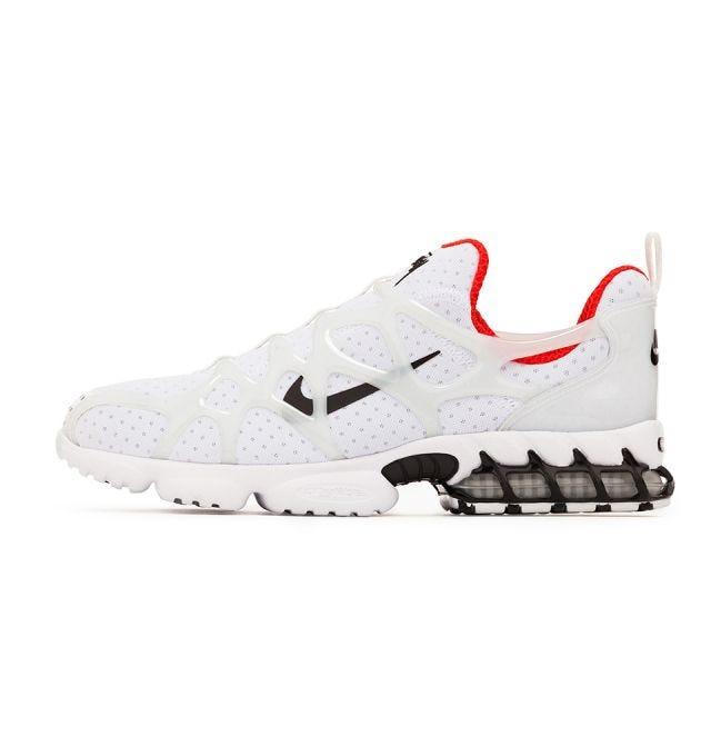 Stussy x Nike Air Zoom Kukini - White/Black