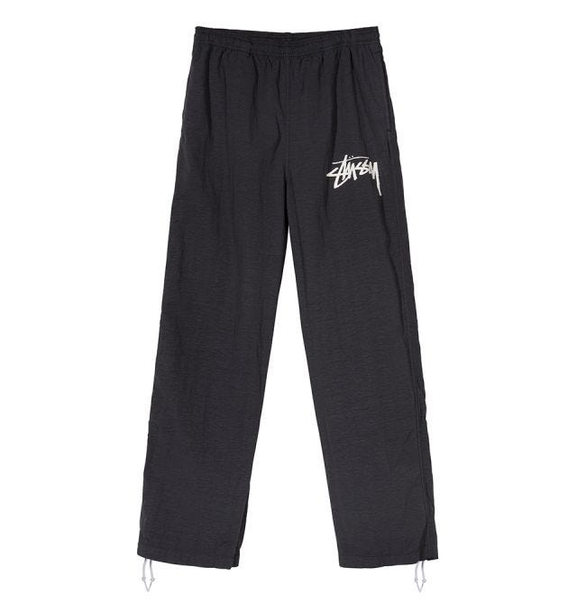 Stussy x Nike Beach Pant - Off Noir