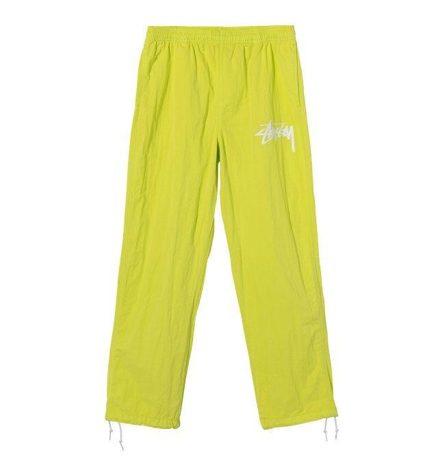 Stussy x Nike Beach Pant - Bright Cactus
