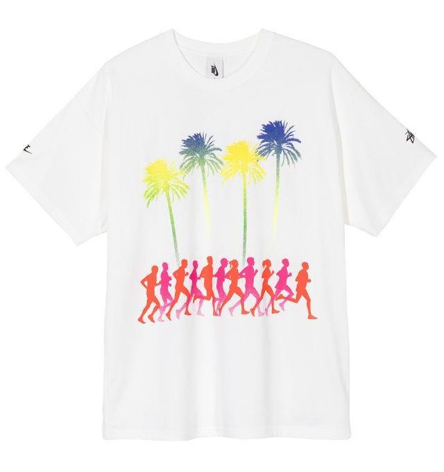 Stussy x Nike Graphic T-Shirt - White
