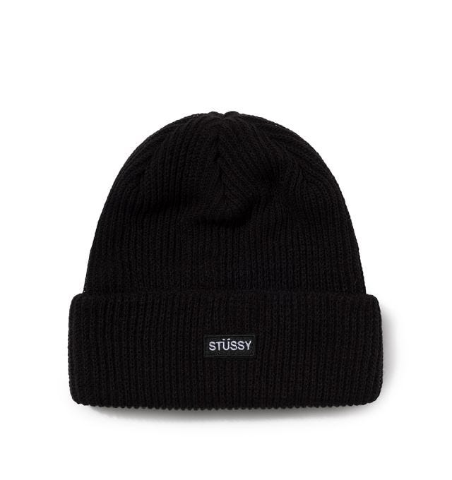 SMALL PATCH WATCH CAP BEANIE FA19
