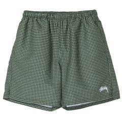 MINI CHECK WATER SHORT
