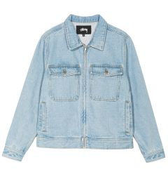 DENIM GARAGE JACKET FA19