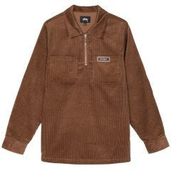 W' GARRET BIG WALE CORD SHIRT