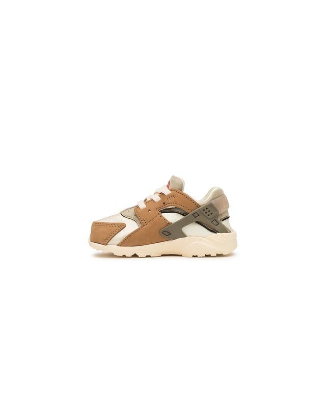 Stussy x Nike Huarache Run LE (TD) - Desert Oak